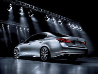 2013 Lexus GS 350, exterior rear left quarter view, manufacturer, exterior