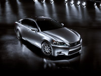 2013 Lexus GS 350, exterior front right quarter view, exterior, manufacturer