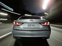 2013 Lexus GS 350, exterior rear full view, exterior, manufacturer
