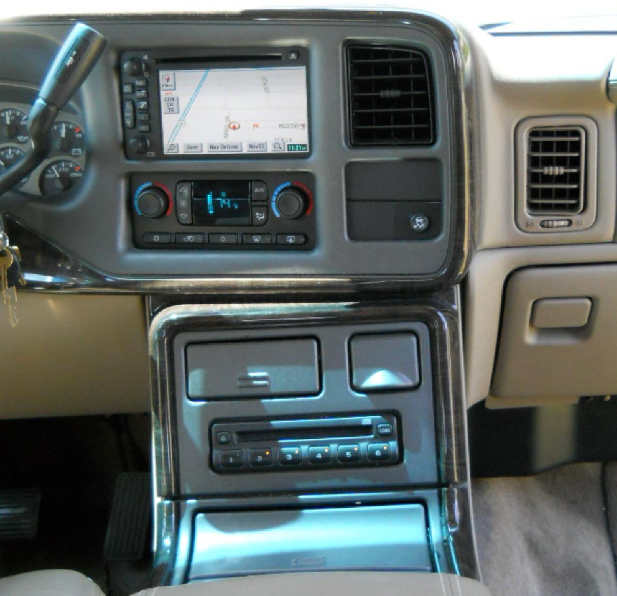 2005 Gmc Yukon Xl 1500 Interior: 2005 GMC Yukon