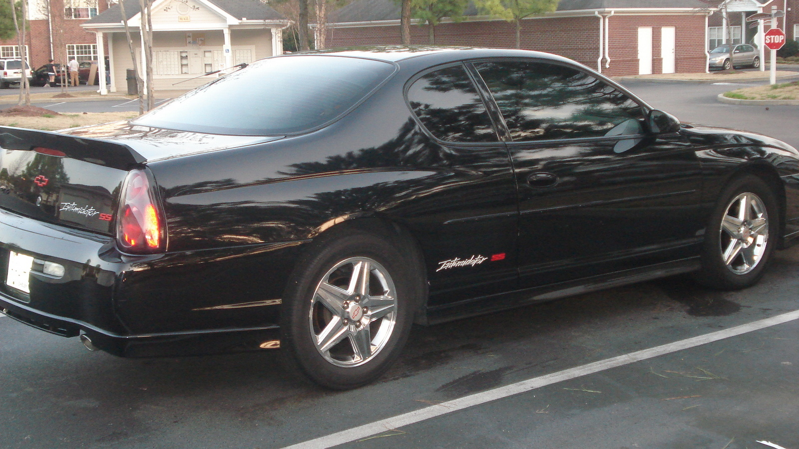 picture of 2004 chevrolet monte carlo ss supercharged exterior. Black Bedroom Furniture Sets. Home Design Ideas