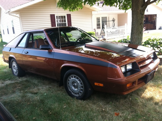 Picture of 1984 Dodge Charger