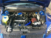 2009 Dodge Caliber SRT4, Betty Up Skirt pic :), engine