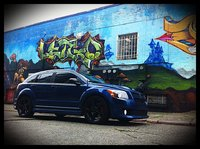 2009 Dodge Caliber SRT4, My Betty Blue in Seattle , exterior, gallery_worthy