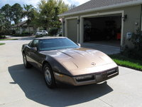 Picture of 1986 Chevrolet Corvette Coupe RWD, exterior, gallery_worthy