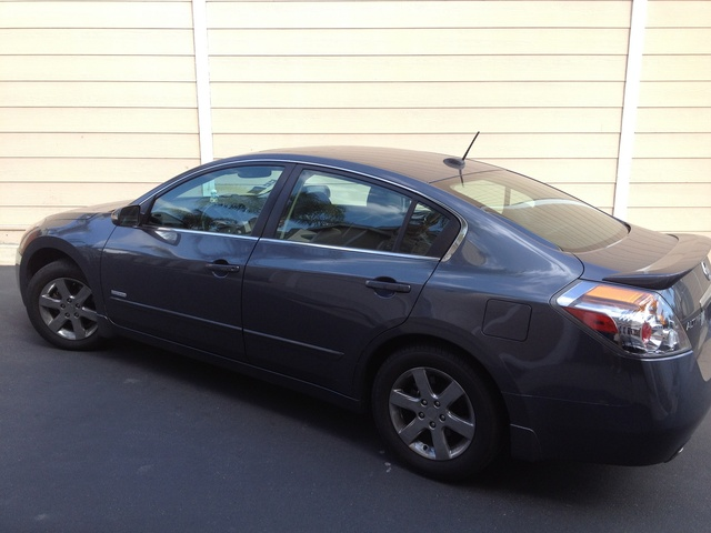Picture of 2007 Nissan Altima Hybrid FWD, exterior, gallery_worthy
