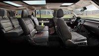 2013 Ford Flex, interior full view, interior, manufacturer, gallery_worthy