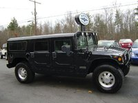 2002 Hummer H1 Picture Gallery