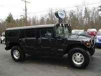 2002 Hummer H1 Overview