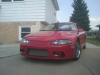 Picture of 1999 Mitsubishi Eclipse GS-T Turbo, exterior