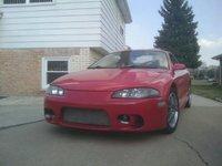 Picture of 1999 Mitsubishi Eclipse GS-T Turbo, exterior