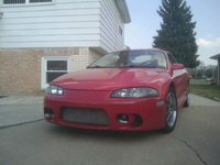 1999 Mitsubishi Eclipse GS-T Turbo picture, exterior