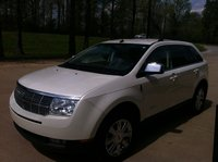 Picture of 2009 Lincoln MKX FWD, exterior, gallery_worthy