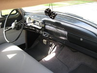 1953 Chevrolet Bel Air picture, interior