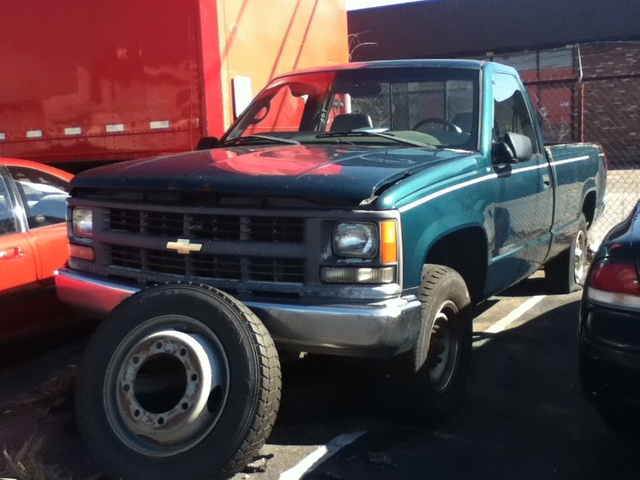 Picture of 1998 Chevrolet C/K 2500