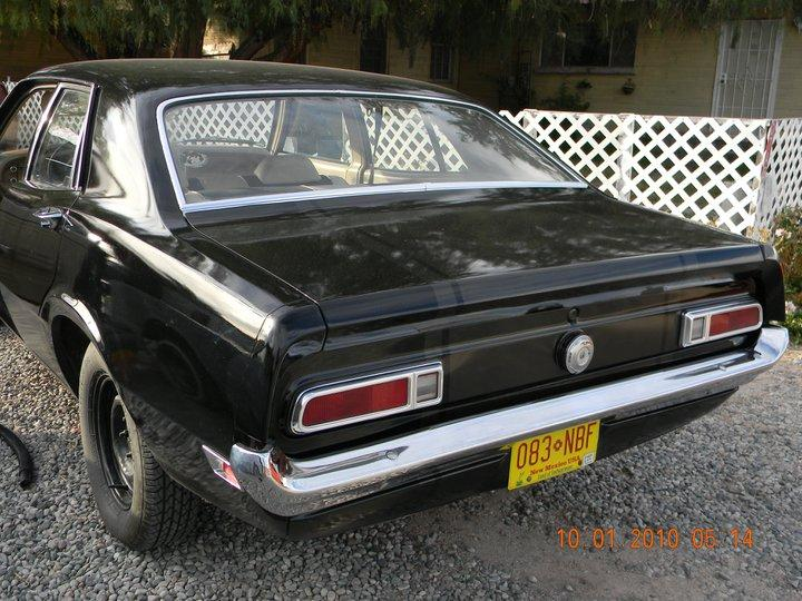 1972 Ford Maverick picture