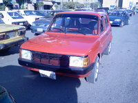 1983 Fiat 127 Overview