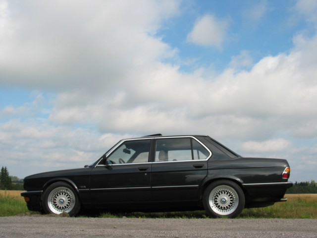 1985 Bmw 5 Series Overview Cargurus