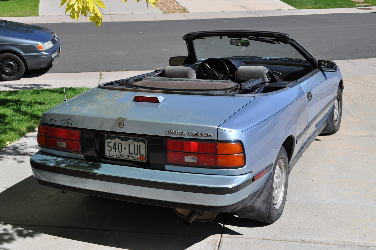 Picture of 1989 toyota celica gt s convertible interior exterior
