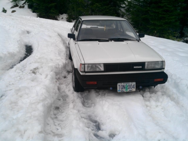 Picture of 1987 Nissan Sentra