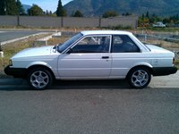 1987 Nissan Sentra picture, exterior