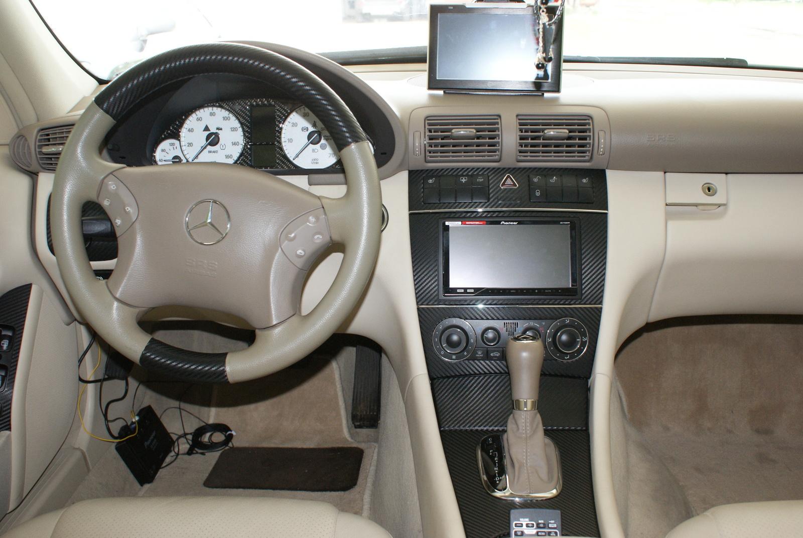 2006 Mercedes-benz C-class - Pictures