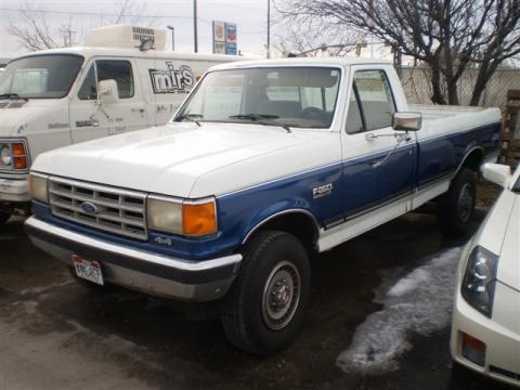 Picture of 1987 Ford F-250