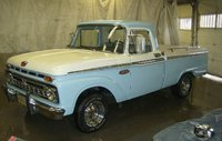 1966 Ford F-100, The day we finished a total restoration., exterior