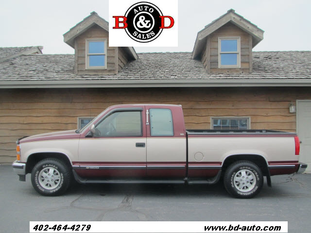 Picture of 1993 Chevrolet C/K 1500