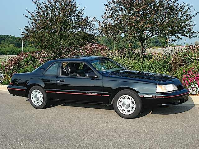 1987 ford thunderbird turbo coupe for sale. Black Bedroom Furniture Sets. Home Design Ideas