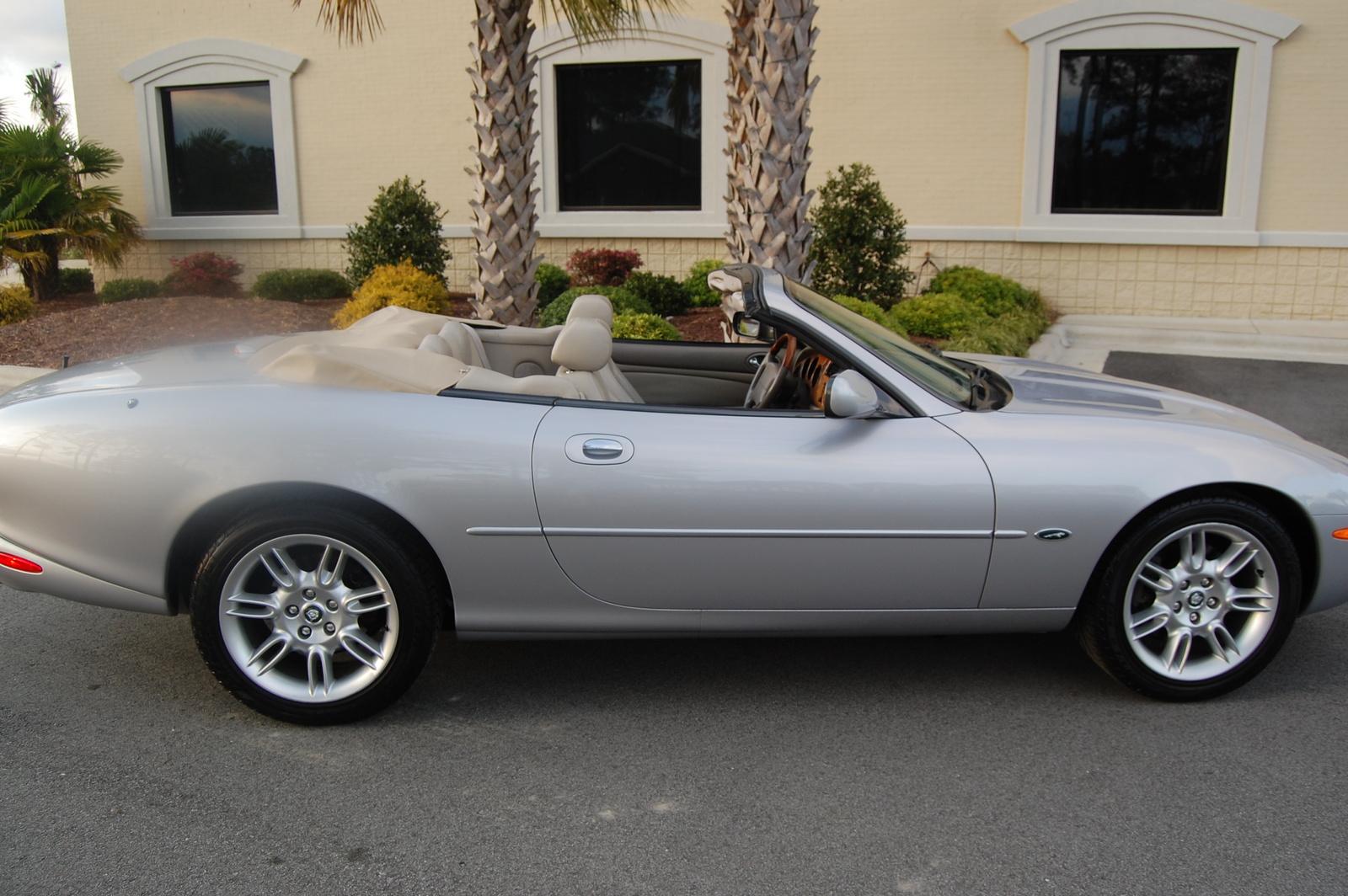 2001 Jaguar XK-Series - Pictures - CarGurus