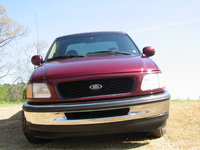 1998 Ford F-150 Lariat Extended Cab SB, 1998 Ford F-150 3 Dr Lariat Extended Cab SB picture, exterior