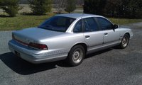 Picture of 1993 Ford Crown Victoria 4 Dr STD Sedan, exterior