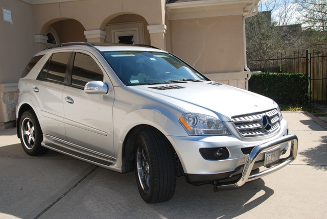 2007 mercedes benz m class pictures cargurus for 2006 mercedes benz ml350 price