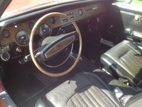 Picture of 1968 Mercury Cougar, interior