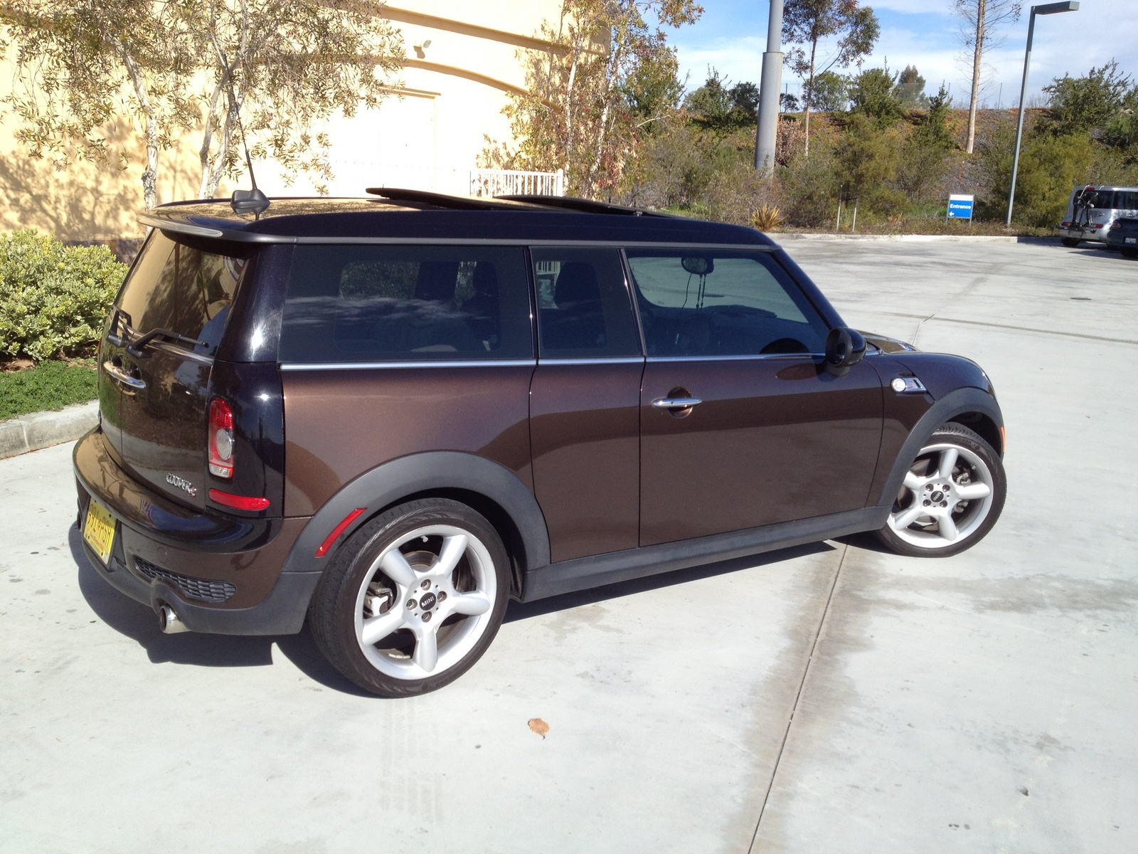 mini cooper clubman related images start 450 weili automotive network. Black Bedroom Furniture Sets. Home Design Ideas