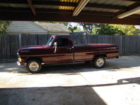 1969 Ford F-100, George's 69 F100, exterior