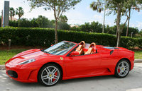 2009 Ferrari F430 Spider Overview