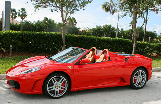 Picture of 2009 Ferrari F430 Spider Spider