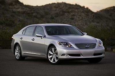 Picture of 2012 Lexus LS 600h L, exterior, gallery_worthy
