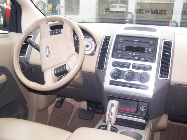 2007 Ford Edge Sel >> 2007 Ford Edge - Interior Pictures - CarGurus