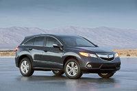 2013 Acura RDX, Front-quarter view. Copyright Acura, exterior, manufacturer
