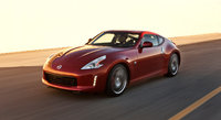2013 Nissan 370Z, Front-quarter view. Copyright Nissan, exterior, manufacturer, gallery_worthy