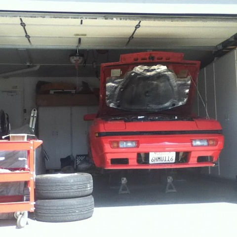 Picture of 1987 Mitsubishi Starion, exterior, engine, gallery_worthy