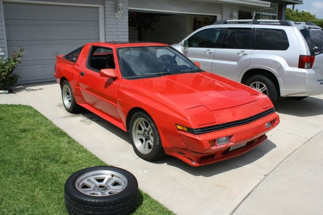 1987 Mitsubishi Starion - Overview - CarGurus