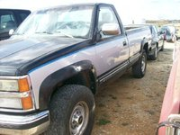 1992 Chevrolet C/K 2500 Picture Gallery