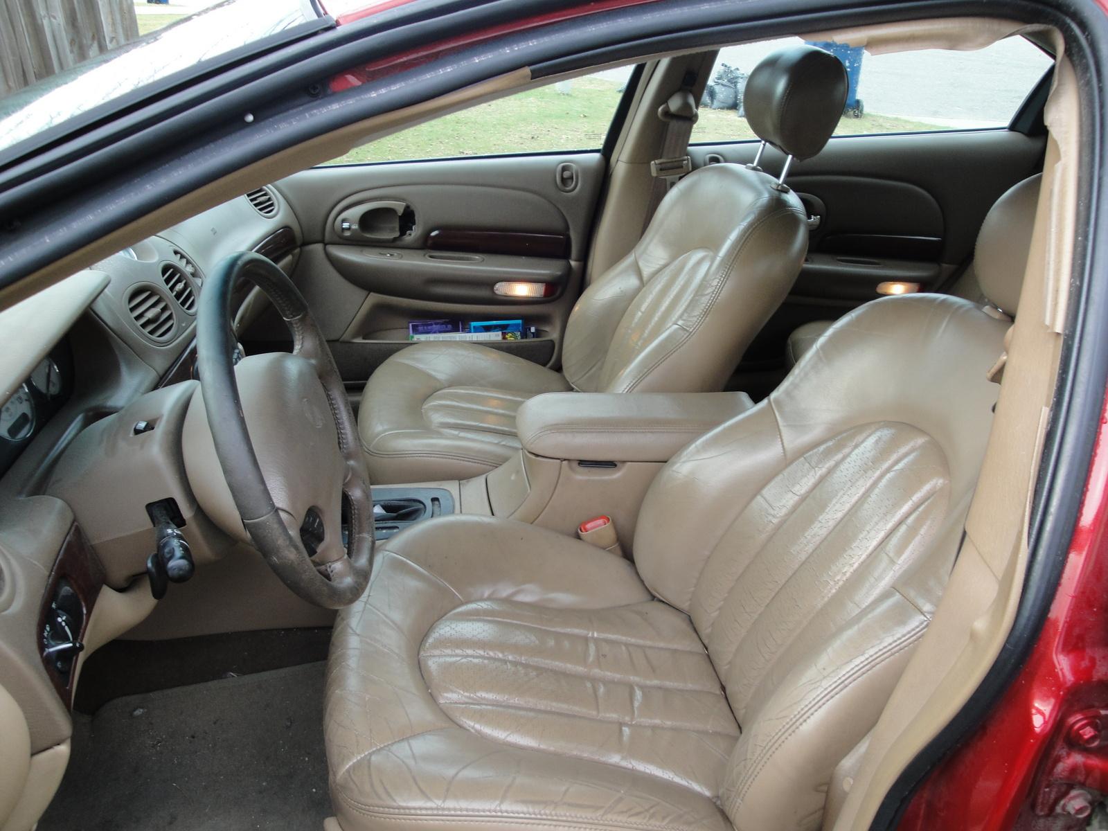 2000 Chrysler 300M - Interior Pictures - CarGurus