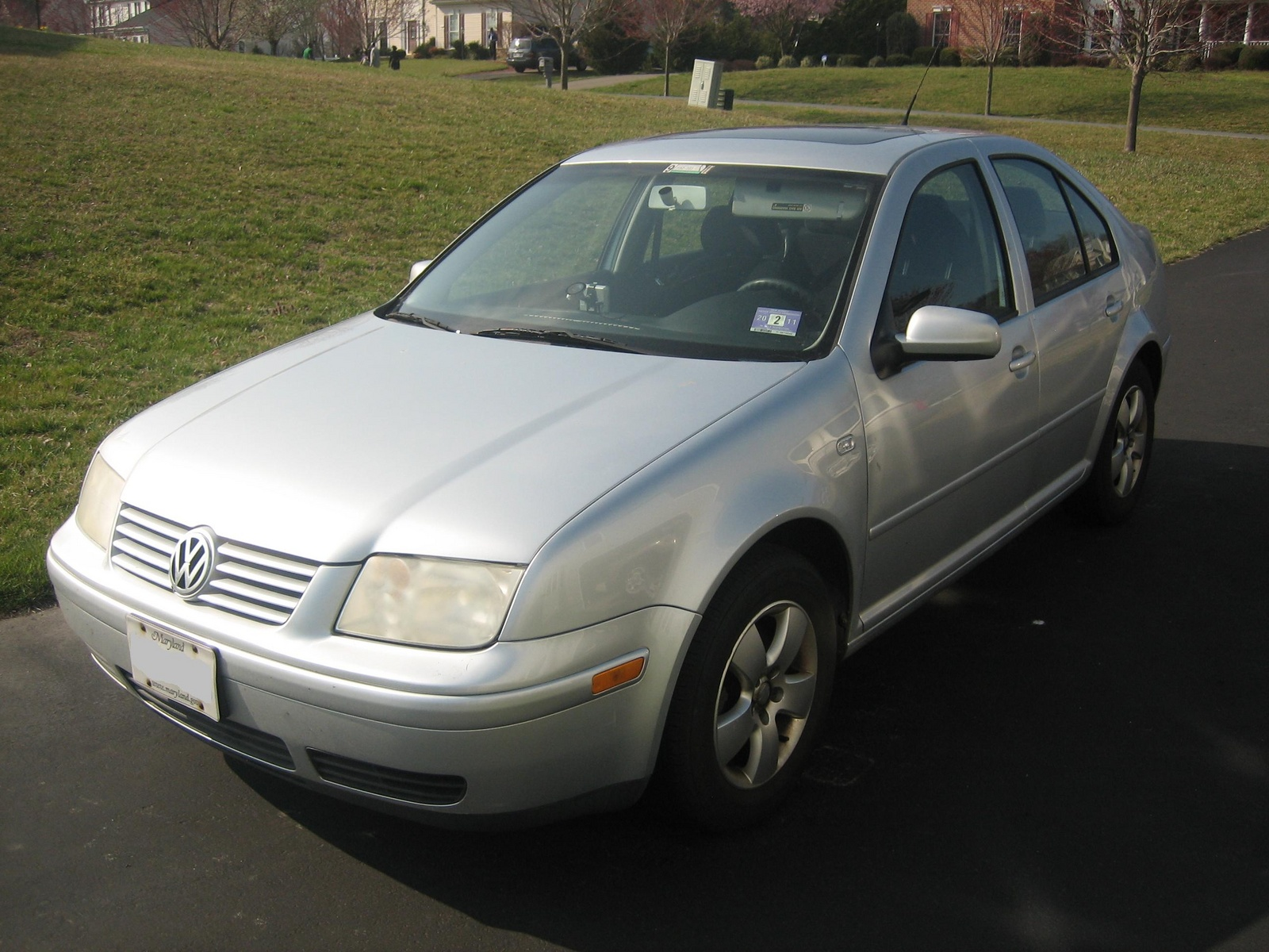 picture of 2003 volkswagen jetta gls 2 0 exterior. Black Bedroom Furniture Sets. Home Design Ideas