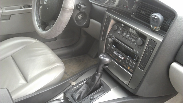 Picture of 2001 Cadillac Catera RWD, interior, gallery_worthy