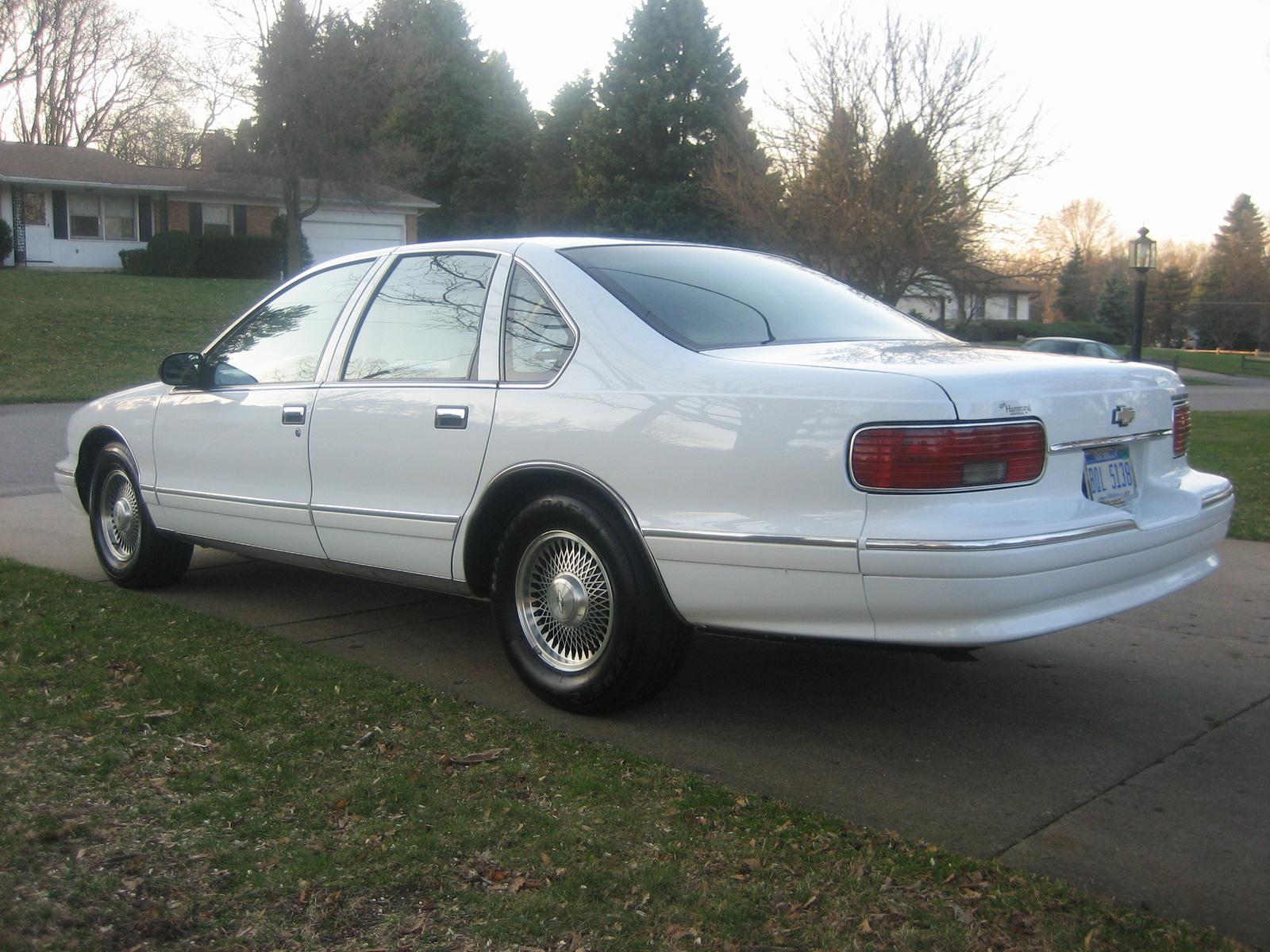 1996 Chevrolet Caprice